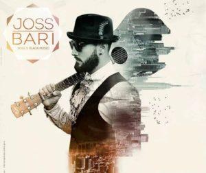Joss Bari concert au Black Peat à Angers