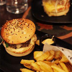 Restaurant à Angers centre | Black Peat