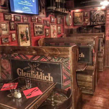 restaurant black peat